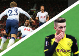 Spurs v Borussia Dortmund Tickets