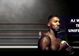 Antony Joshua World Title Unification