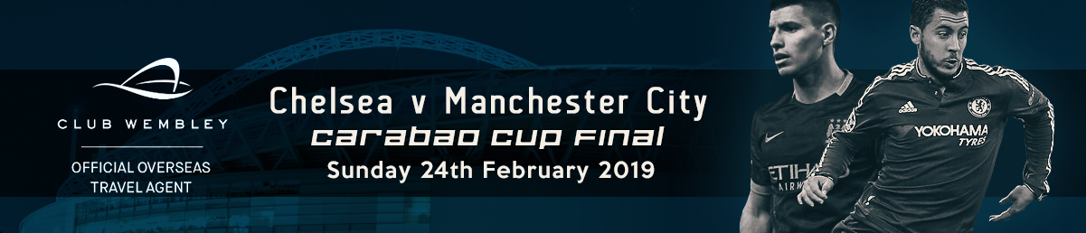 Carabao Cup Final - Chelsea v Man City