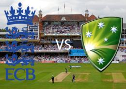 England v Australia 5th Test