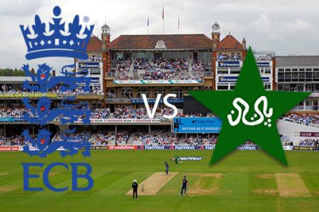 England v Pakistan 1st ODI