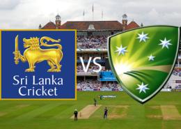 Sri Lanka v Australia