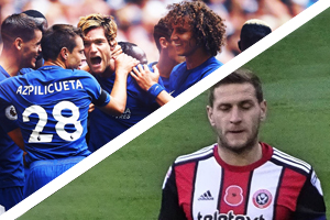 Chelsea v Sheffield United Hospitality