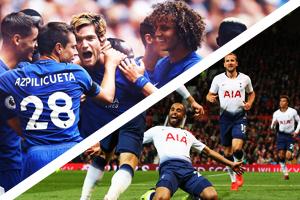 Chelsea Hospitality - Chelsea v Spurs - Stamford Bridge