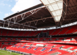 Enjoy VIP hospitality with Wembley Private Box Hospitality