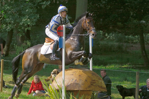 Burghley Horse Trials Andrew Hoy