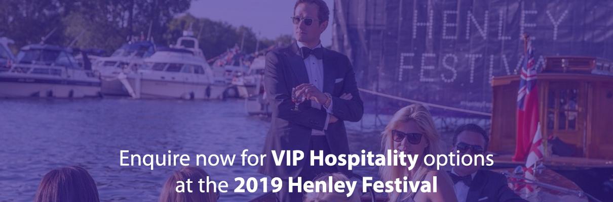 Henley Festival 2019 Enquire