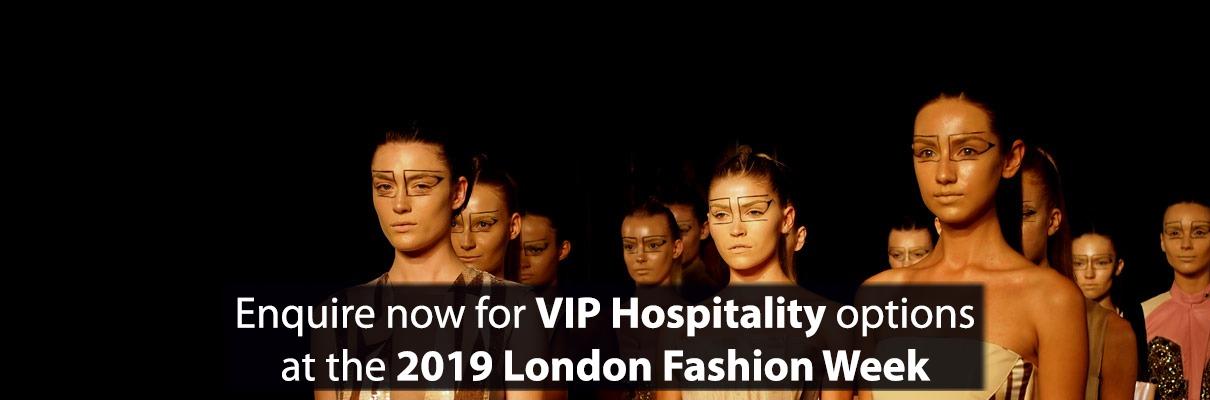 London Fashion Week 2019 Enquire