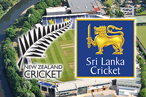 New Zealand v Sri Lanka Cricket