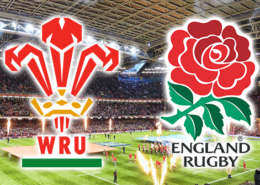 Wales v England Rugby