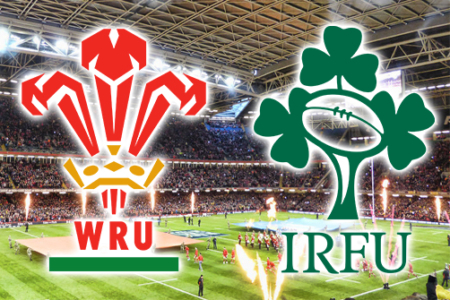 Wales v Ireland Rugby