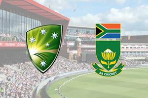 Australia v South Africa ICC 2019