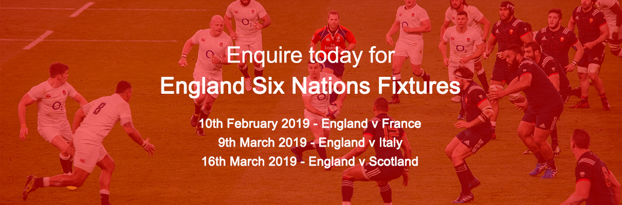 England Rugby Six Nations 2019