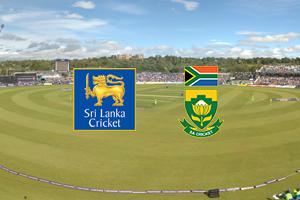 Sri Lanka v South Africa Cricket World Cup