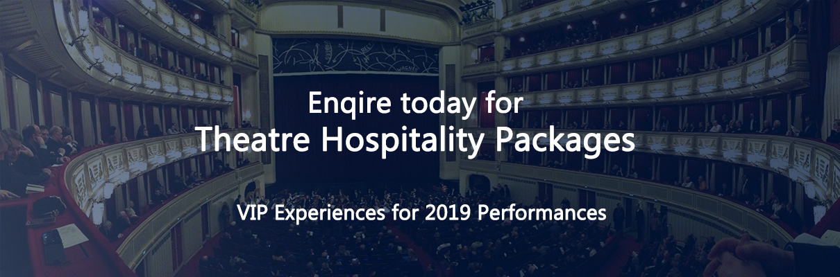 Enquire for Theatre Hospitality