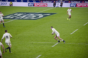England Rugby Team World Cup Warm-Ups