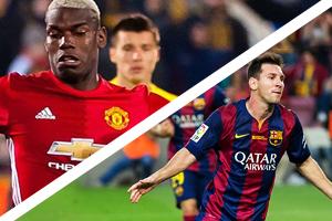Man Utd v Barcelona Hospitality