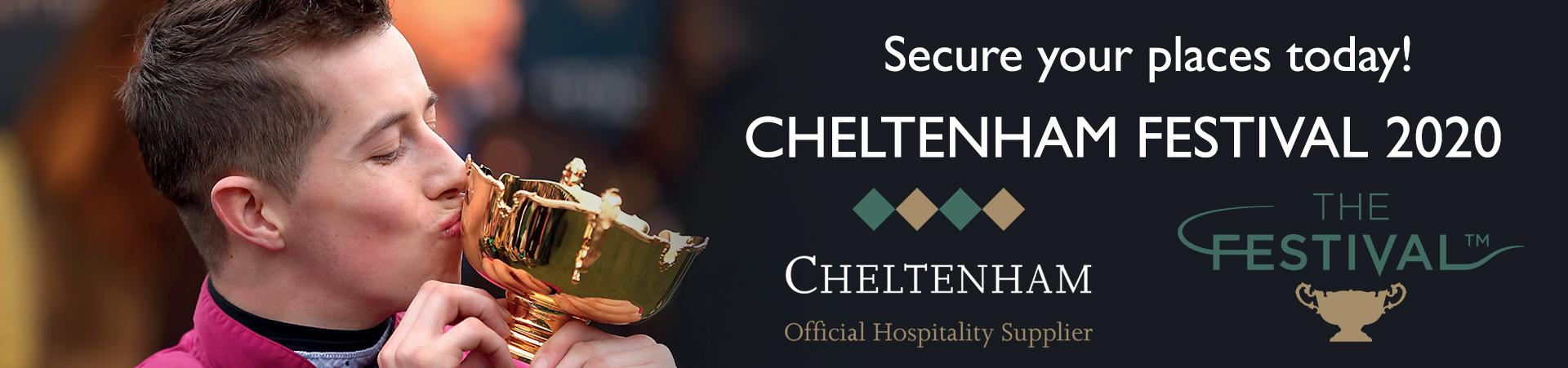 Cheltenham Festival Hospitality Packages 2020