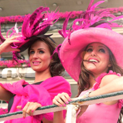 Ladies at York Ebor Festival