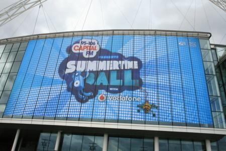 Capital One Summertime Ball Wembley Stadium