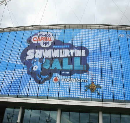 Capital One Summertime Ball Wembley Stadium