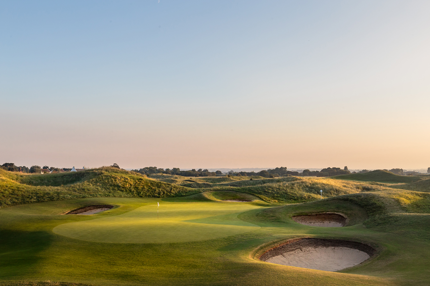 The Open - Royal St George's - Thursday 2020