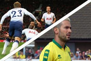 Tottenham Hotspur v Norwich City Hospitality