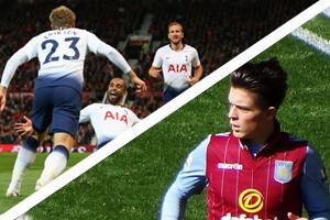 Tottenham Hotspur v Aston Villa Hospitality
