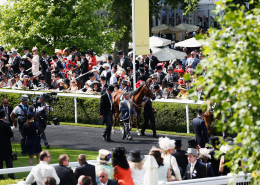 It's Beginning To Look A Lot Like Royal Ascot