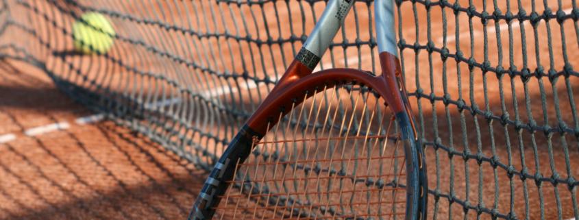 Wimbledon Makes Quite A Racquet