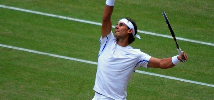 Nick Kyrgios admits to intentionally firing the ball at Rafael Nadal