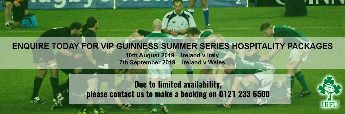Guinness Summer Series