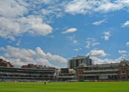 Lord's Cricket Ground: England v