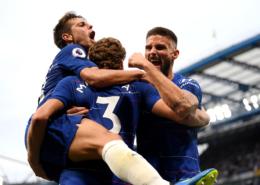 Chelsea v Leicester City