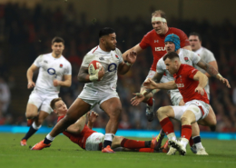 Hosts Get Revenge on England Rugby in World Cup Warm-Up Test