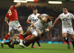 Eddie Jones Names His England Squad for the Rugby World Cup