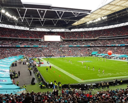 NFL London Wembley