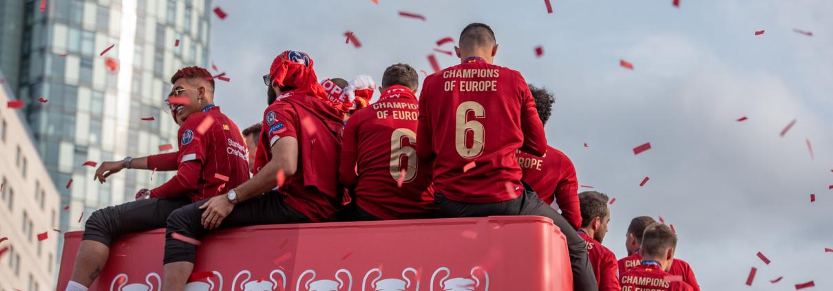 Liverpool's Winning Streak