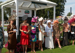 York Ebor Festival: Ladies Day