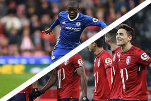 Chelsea v Lille Hospitality