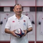 Eddie's Rugby World Cup Announcement