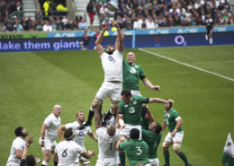A Victory For England Rugby