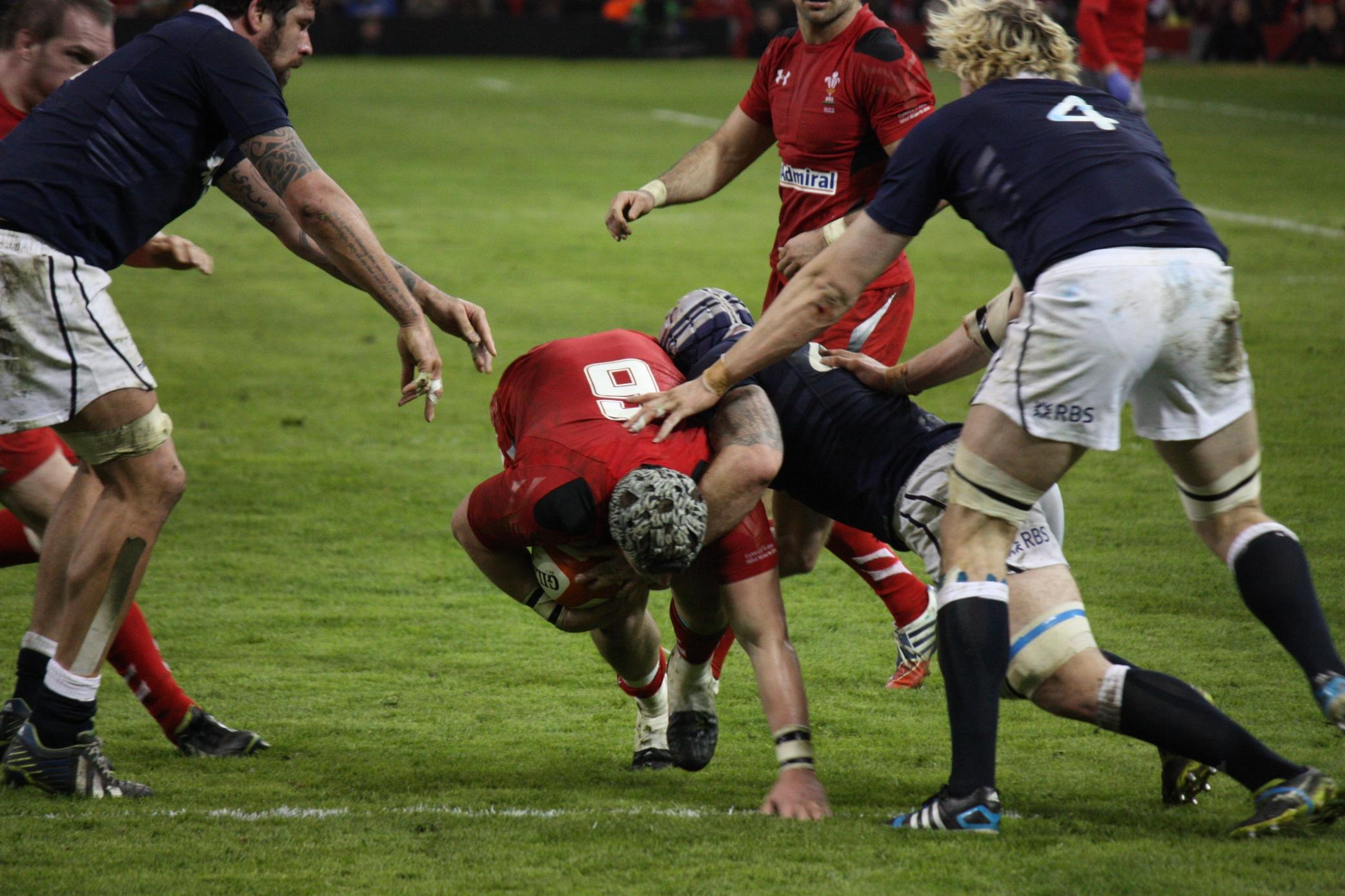 Six Nations Hospitality - Scotland v Wales