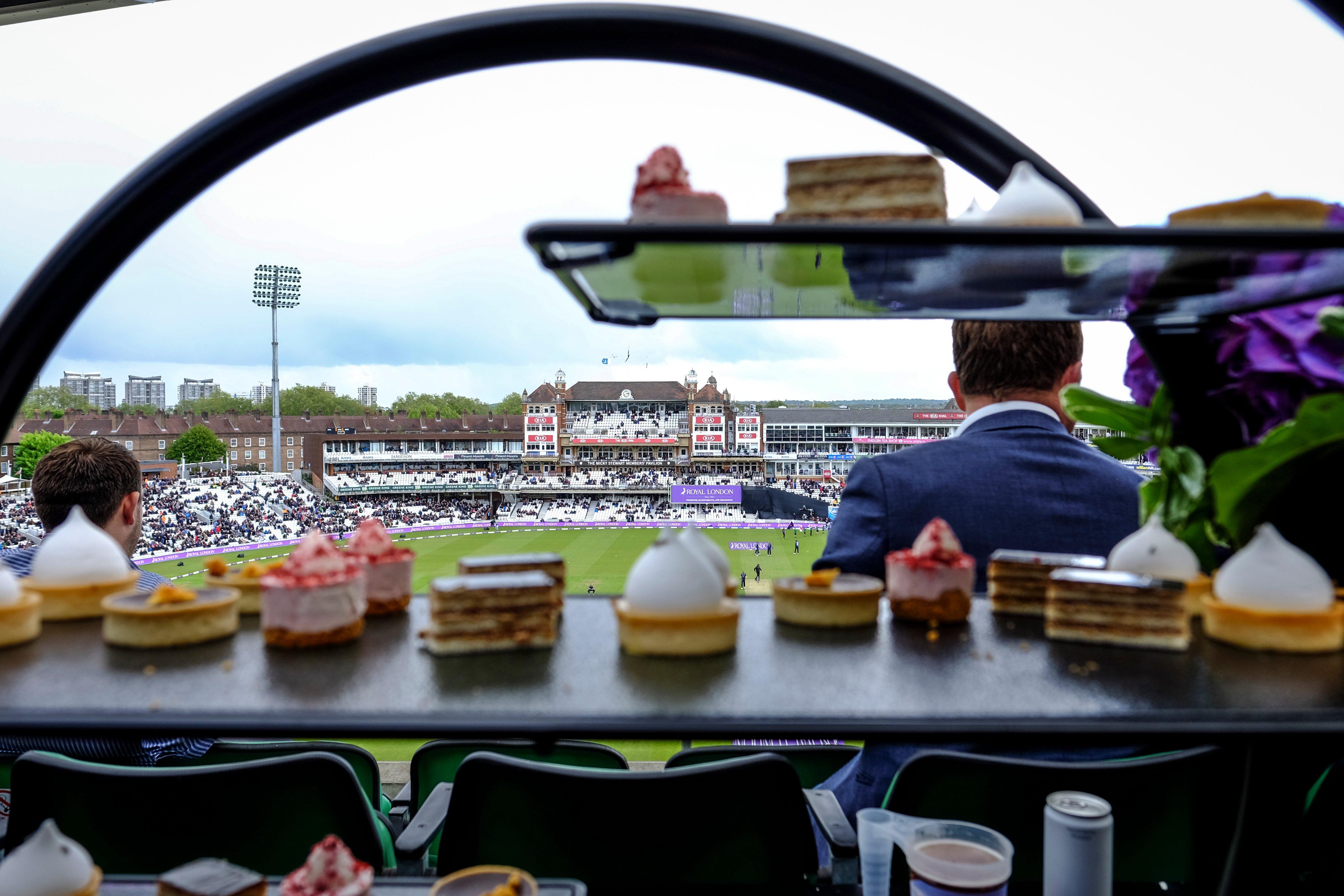 England v West Indies KIA Oval Hospitality