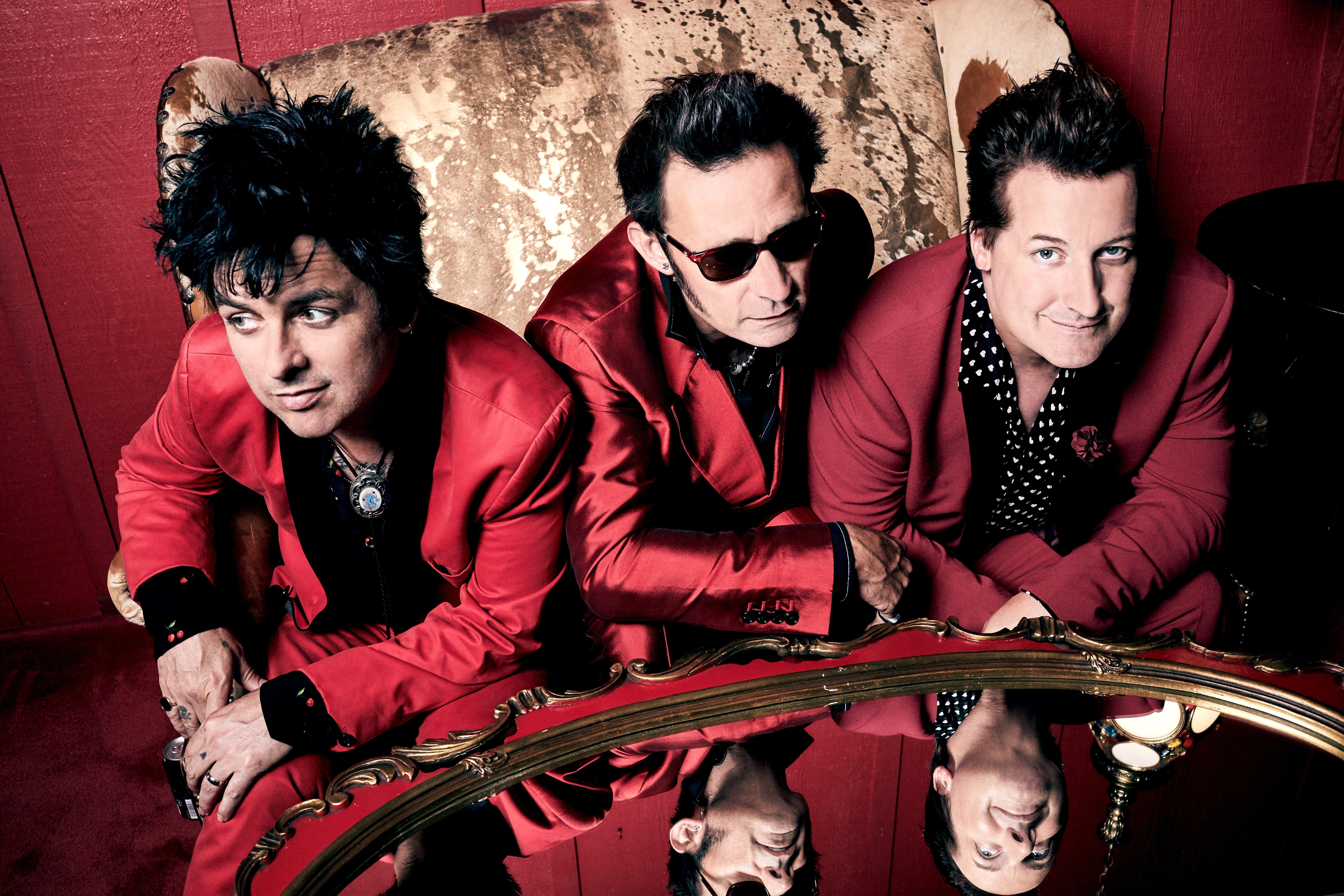Green Day Hella Mega Tour Hospitality