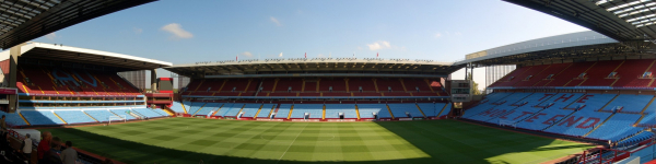 Villa Park - Aston Villa Doug Ellis Stand