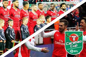 Liverpool v Arsenal Carabao Cup Hospitality