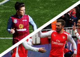Aston Villa v Arsenal Hospitality