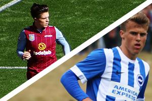 Aston Villa v Brighton & Hove Albion