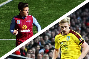 Aston Villa v Burnley